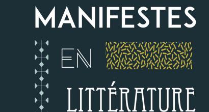 Manart, les manifestes en littérature et en art