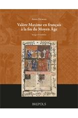 A. Dubois, Valère Maxime en français à la fin du Moyen Âge