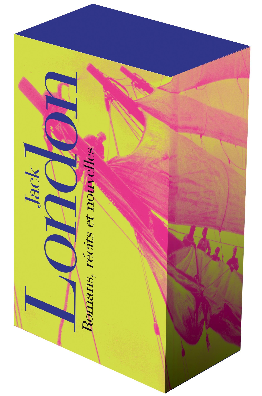 J. London, Romans, récits et nouvelles, I & II (Biblioth. de la Pléiade)