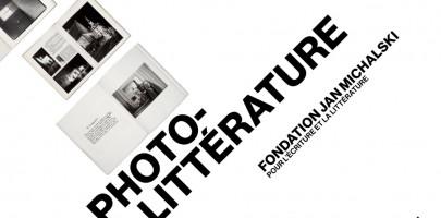 Rencontre photolittéraire avec Colette Fellous (Fondation Michalski, Montricher, Suisse VD)