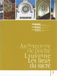 D. Lüthi (dir.), Lausanne – Les lieux du sacré