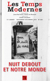 Les Temps Modernes, n° 691 :