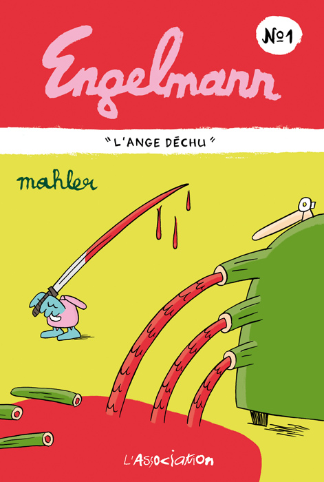 J.-D. Leduc, <em>Mahler – Dissection du mythe super-héroïque</em>