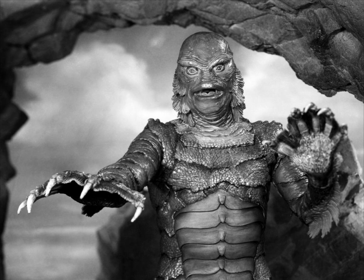J.-M. Durafour, «L'Étrange Créature du lac noir» de Jack Arnold : Aubades pour une zoologie des images