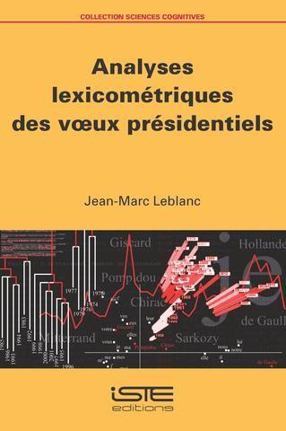 J.-M. Leblanc, Analyses lexicométriques des vœux présidentiels