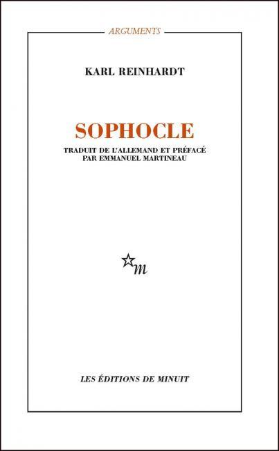 K. Reinhardt, Sophocle (1971)