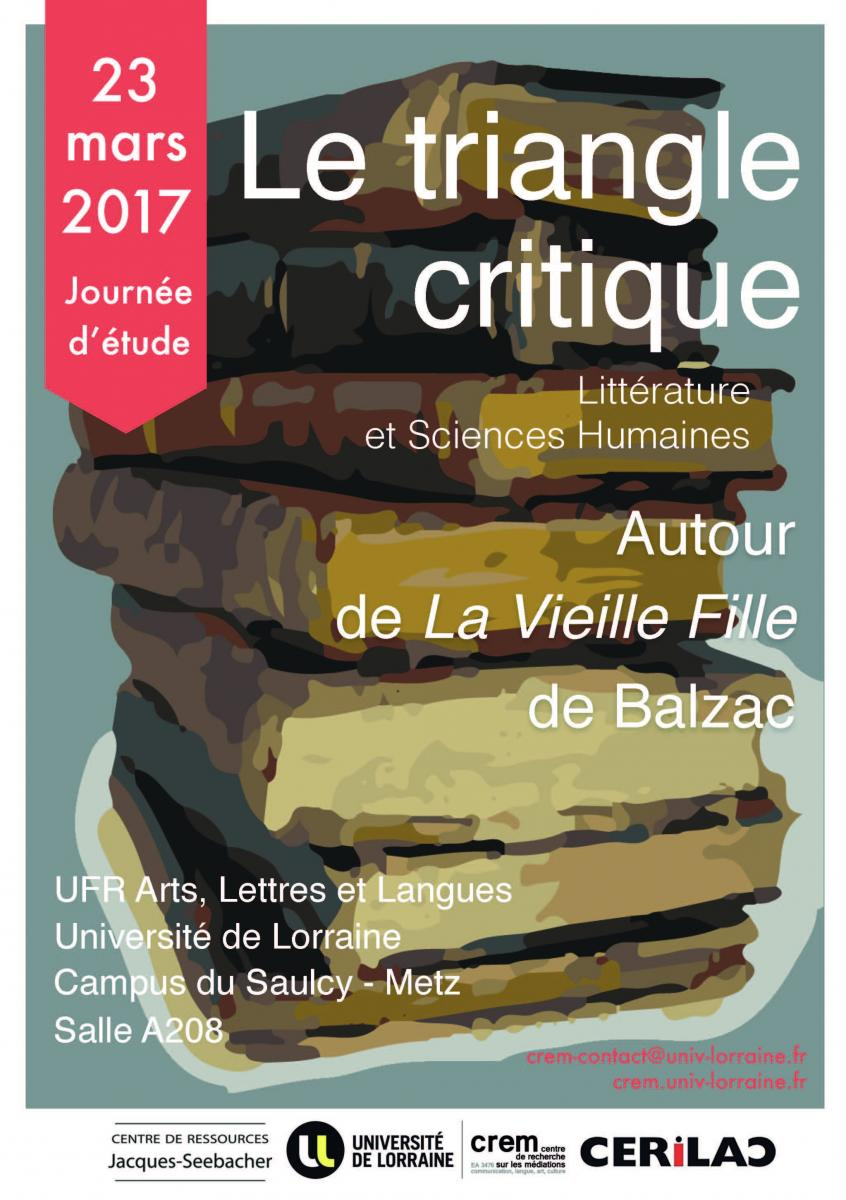 Autour de La Vieille Fille de Balzac (Metz)
