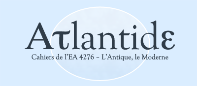 Atlantide, n° 6