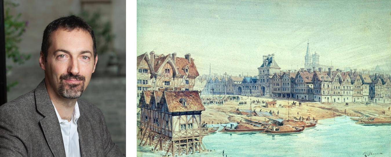 «Le dragon dans l'œil.» L'affaire Pajot, à travers les peurs et la criminalité parisienne du XVIIIe s. (Paris, Centre Canadien)