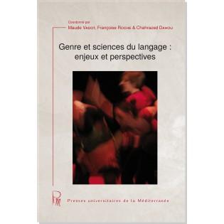M. Vadot, Fr. Roche & Ch. Dahou (dir.), Genre et sciences du langage : enjeux et perspectives.