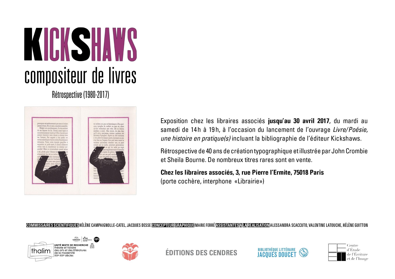 Exposition Kickshaws (Paris)