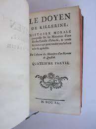 Prévost romanesque. Journée d'étude sur Le Doyen de Killerine de Prévost (Nanterre)