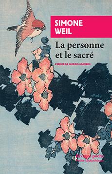 S. Weil, La Personne et le sacré