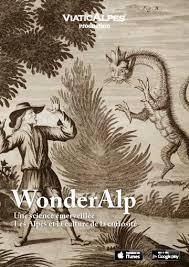 Wonderalp. Les Alpes et la culture de la curiosité (nouveau site web)