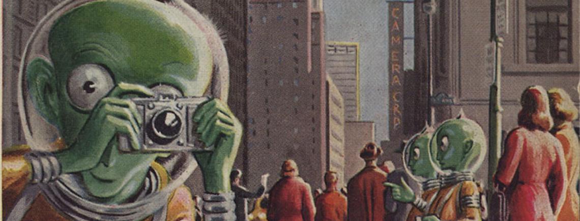 L'émergence du roman d'anticipation scientifique dans l'espace médiatique francophone 1860-1940 (Montréal)