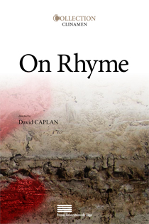 D. Caplan (dir.), On Rhyme