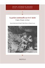 D.-O. Hurel et S. Icard (dir.), La Prière continuelle au XVIIe s. Exégèse, liturgie, mystique