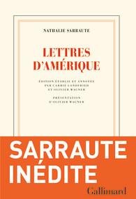 N. Sarraute, Lettres d'Amérique (inédit)