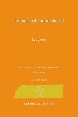 Sanskrit commentarial, tome 1
