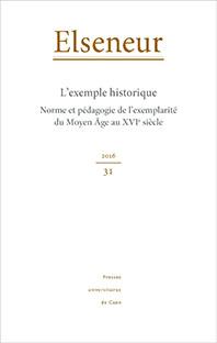Elseneur, n° 31 :
