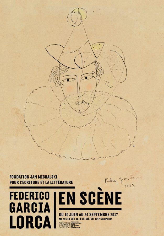 Exposition « Federico García Lorca en scène » (Fondation Michalski, Montricher, Suisse VD)
