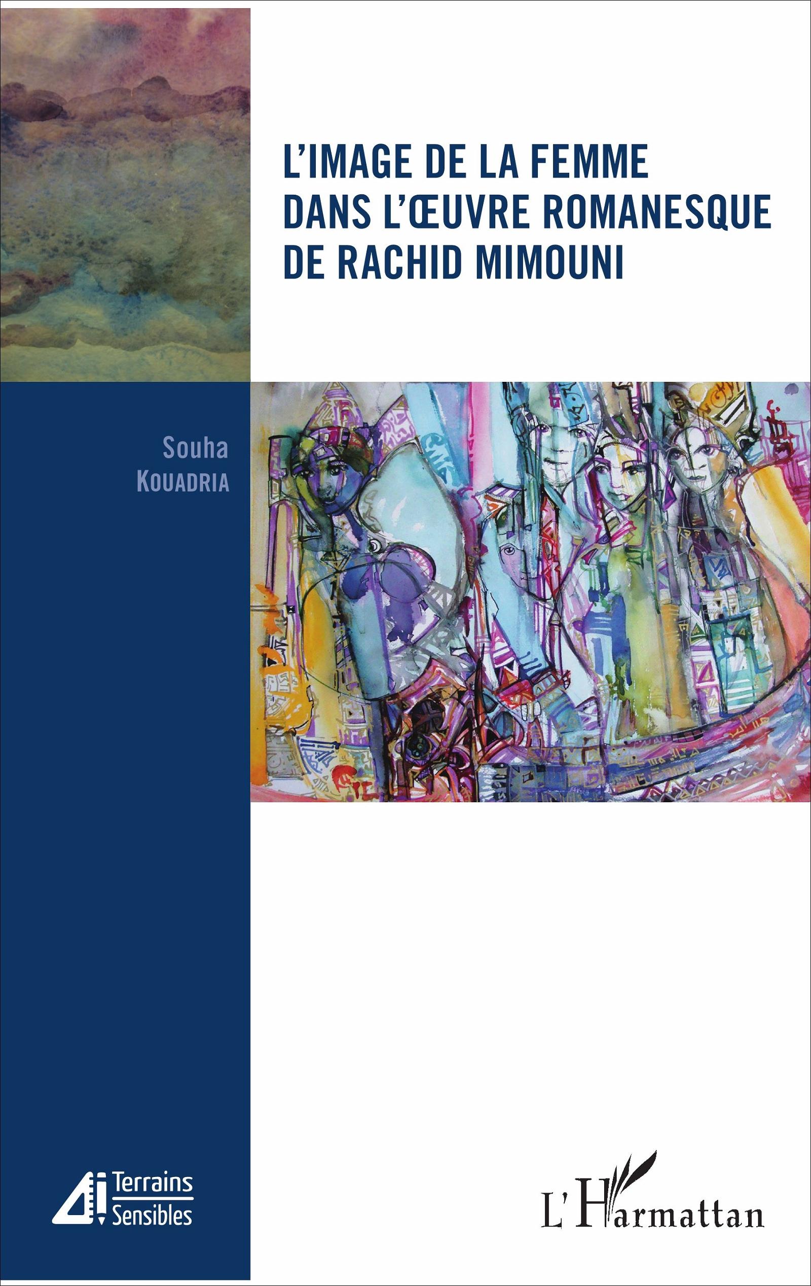 S. Kouadria, L'Image de la femme dans l'oeuvre romanesque de Rachid Mimouni