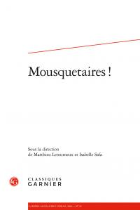 Cahiers Alexandre Dumas,  n° 43 :