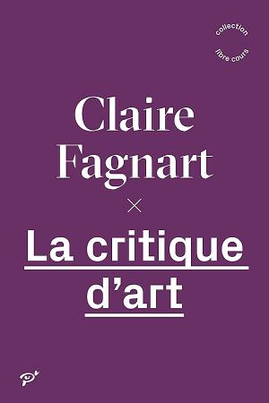 Cl. Fagnart, La Critique d'art