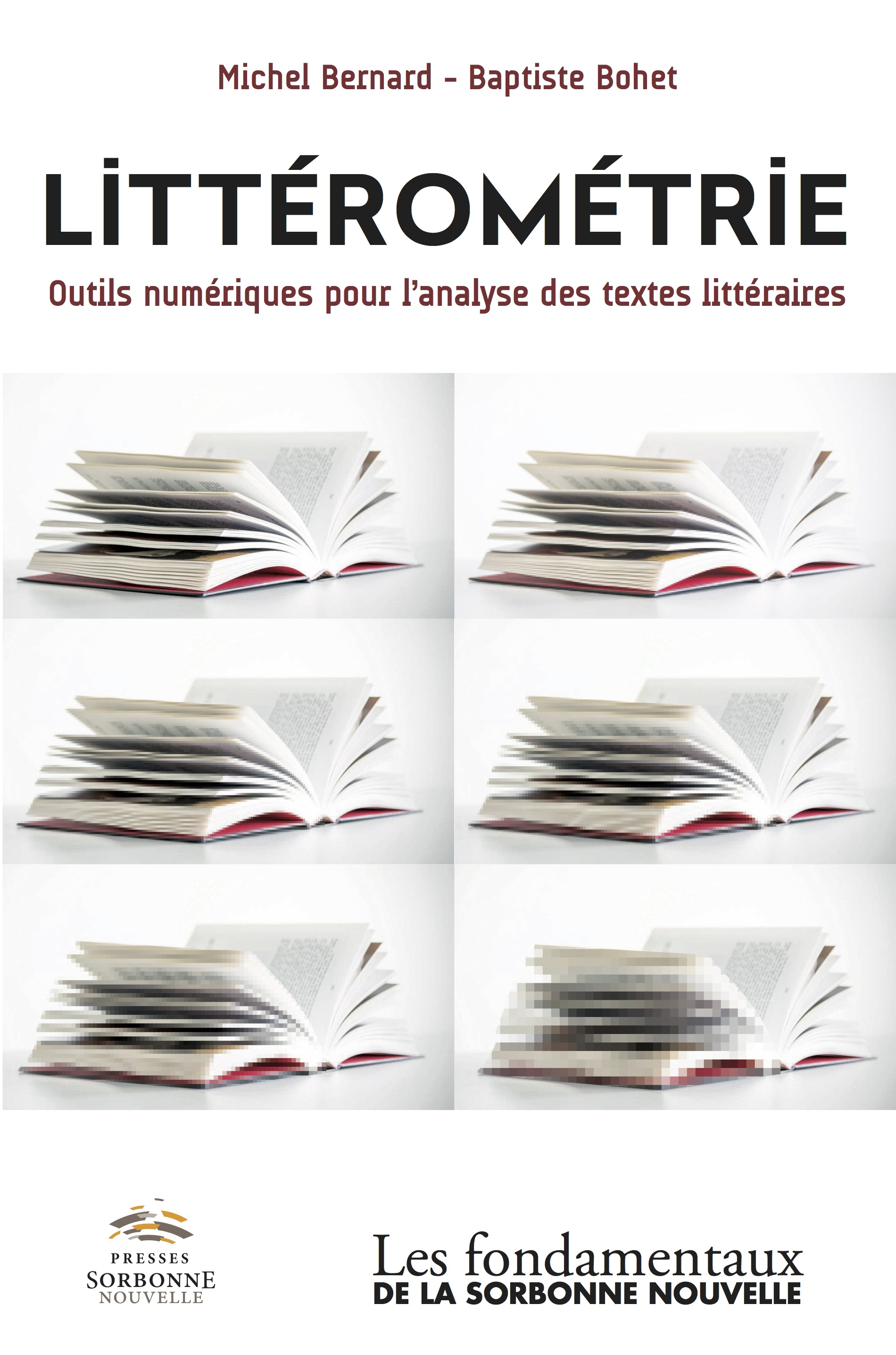 M. Bernard, B. Bohet, Littérométrie