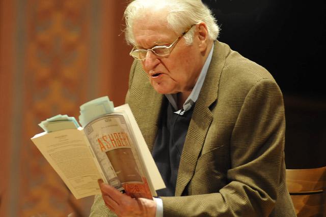 Courrier international : John Ashbery a changé les règles de la poésie américaine