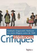 C. Gauthier, Auerbach, Grigorovitch, Němcová : trois récits villageois autour de 1848