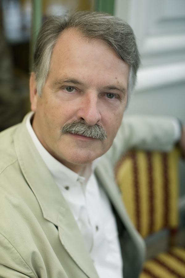 Alain Nadaud, l'exigence d'écrire (Paris)