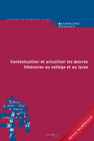 <em>Recherches &amp; Travaux, </em>n° 91-2017 :