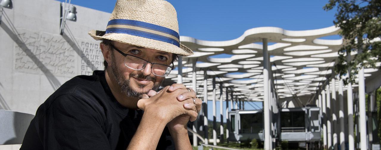Mort de l'écrivain suisse Philippe Rahmy