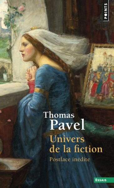 Th. Pavel, Univers de la fiction
