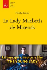 N. Leskov, La Lady Macbeth de Mtsensk