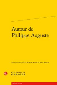 M. Aurell, Y. Sassier (dir.), Autour de Philippe Auguste