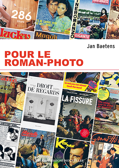 J. Baetens, Pour le roman-photo (rééd. augmentée)