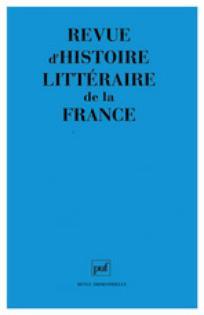 Enjeux et évolutions de la bibliographie littéraire. Présentation de la nouvelle Bibliographie de la Littérature française en ligne (RHLF, Paris Sorbonne)