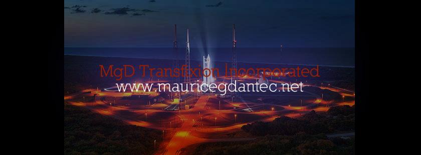 Ouverture du site officiel de Maurice G. Dantec