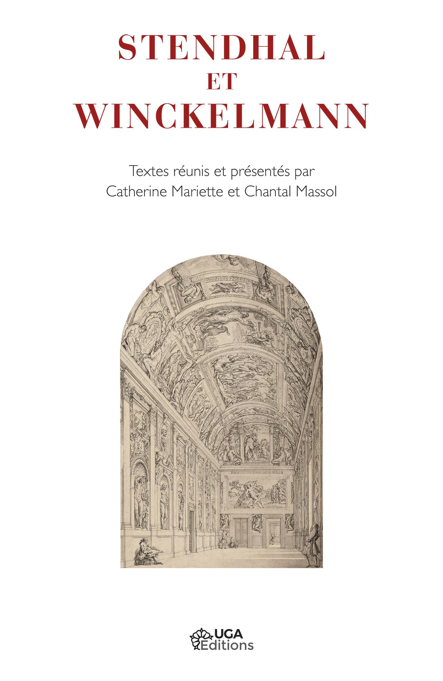 C. Mariette et C. Massol, Stendhal et Winckelmann