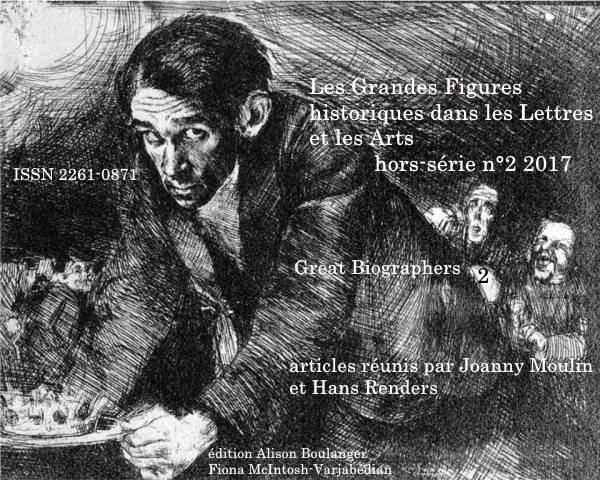 Les grandes figures historiques dans les lettres et les arts, H.S. n° 2 :