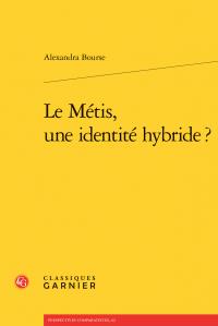 A. Bourse, Le Métis, une identité hybride ?