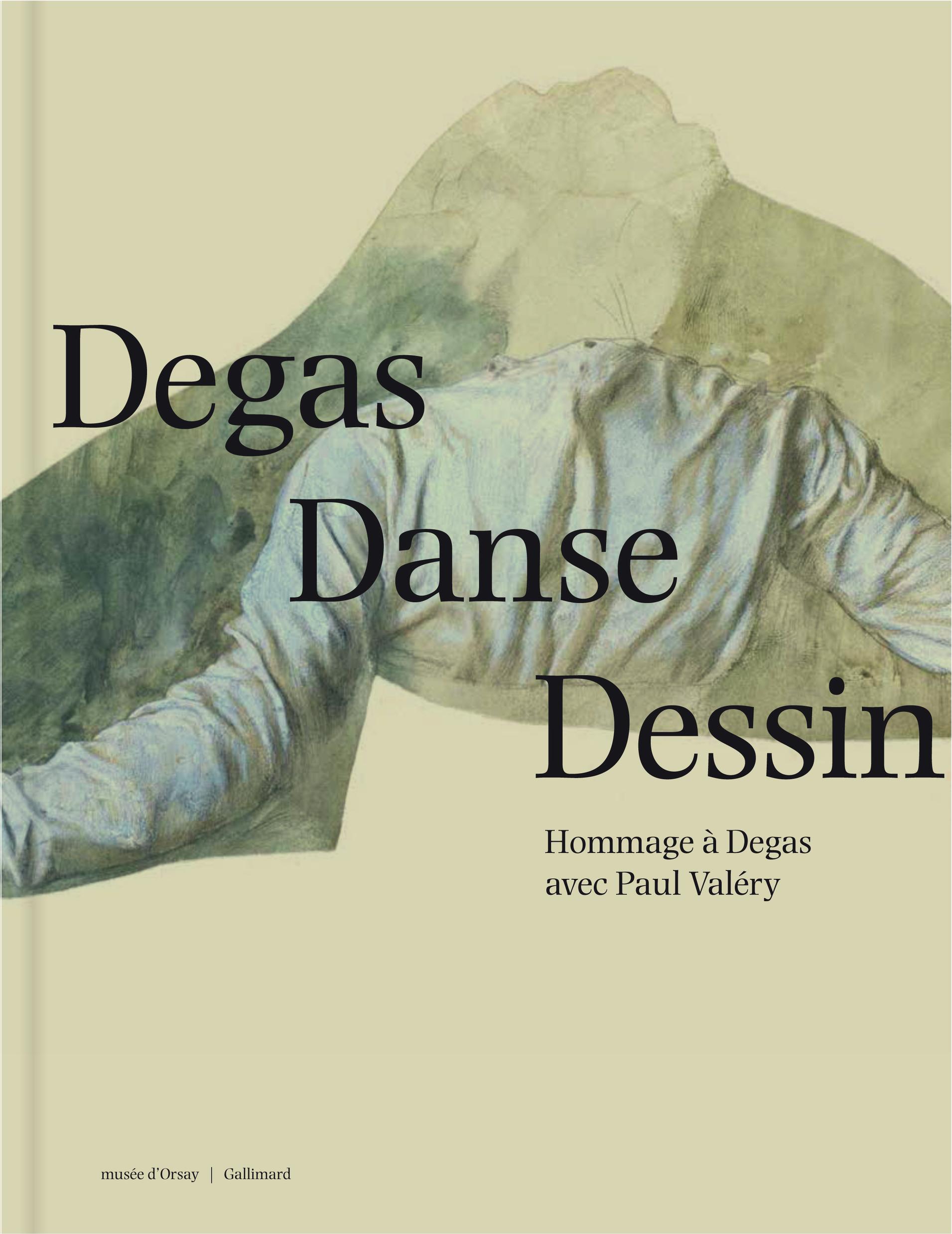 Degas Danse Dessin. Hommage à Degas avec P. Valéry