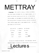 Mettray, n° 10 : Lecture.s