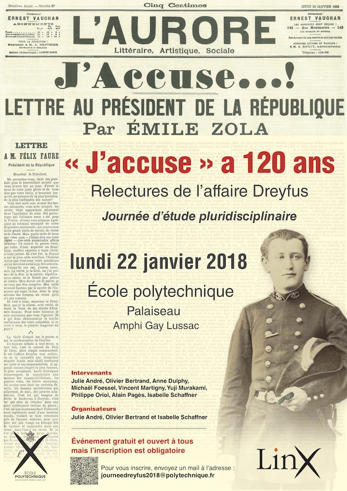 « J'accuse » a 120 ans