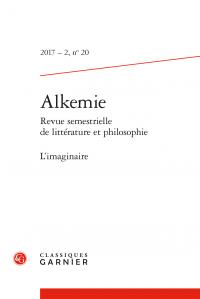 Alkemie, 2017 – 2 :
