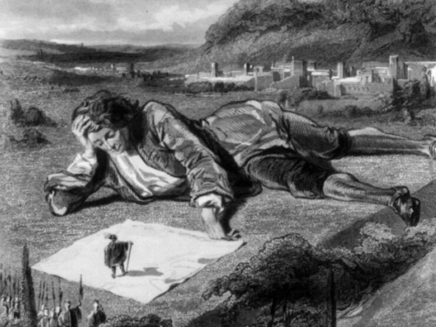 Les Voyages extraordinaires de Gulliver, version radiophonique (RTS)