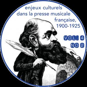 <em>Revue musicale OICRM</em>, vol. 4, n° 2, <em>Enjeux culturels dans la presse musicale française</em>