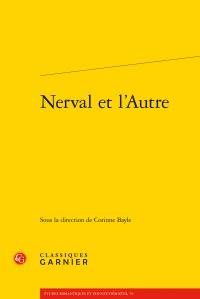 C. Bayle (dir.), Nerval et l'Autre